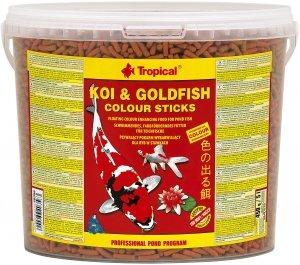 Trop. Pond 40857 Koi&Goldfish Colour stick 5l wiad