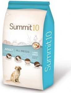 Summit10 Adult 15kg Lamb & Rice 28/18