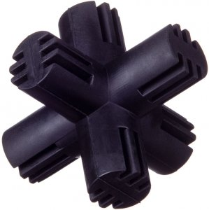 Barry King 15006 King krzyż czarny 12,5cm
