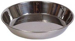 Zolux 475300 Miska metalowa dla kota 11cm 0,18L