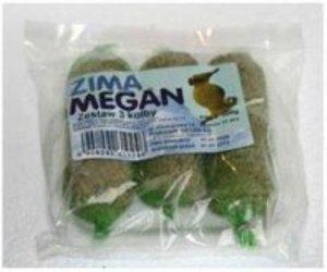Megan ME50 Kolby dla sikorek 3 szt.