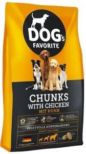 Happy Dog 6844 Dogs Favorit 15kg kurczak