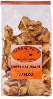 Herbal Pets 4302 Chipsy Natural - Jabłko 100g