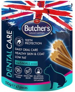 Butchers 6397 Dental Care for small dogs 110g