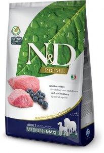 ND Dog NG 6643 Adult M&M Prime Lamb&Blueberry 2,5k