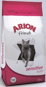 Arion 8001 Cat Standard Sensitive 31/15 - 15kg