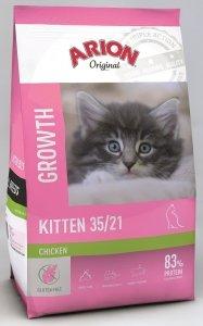 Arion 8520 Cat Original Kitten Chicken 2kg