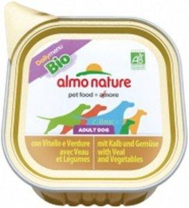 Almo 0304 Daily Bio z cielęcina warzy dla psa 100g