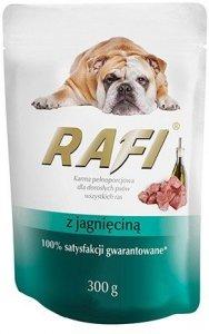 Rafi 1820 saszetka z jagnięciną 300g dla psa