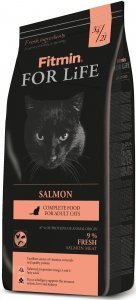 Fitmin Cat 8kg For Life Salmon