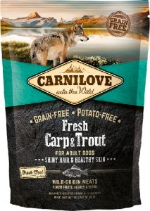 Carnilove Dog 7533 Fresh Carp & Trout Adult 1,5kg