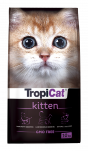 TropiCat 52131 Premium Kitten 400g