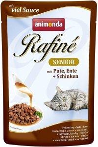 Animonda 83801 Rafine Senior Ind Kaczka Szynk 100g