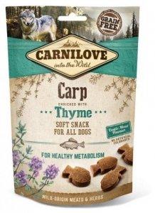 Carnilove Dog Snack 7335 Carp & Thyme 200g