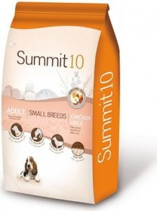 Summit10 Adult Small 3kg Chicken & Rice 28/18