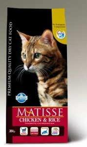 Matisse Cat 6003 Adult 20kg Chicken & Rice
