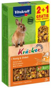 Vitakraft 3147 Kracker miodowy dla królik 2+1gr*