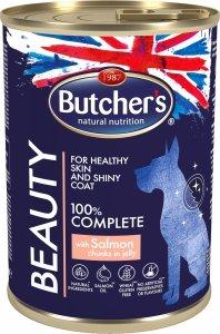 Butchers 0364 Dog Functional Beauty Salmon 400g