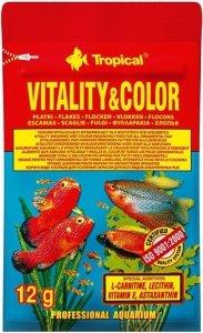 Trop. 70431 Vitality&Colour 12g - torebki