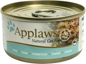 Applaws 2003 Cat Tuna 156g puszka
