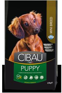 Cibau Dog 0863 Puppy Medium 800g