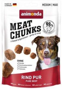 Animonda 82932 Meat Chunks Kawałki Wołowina 80g