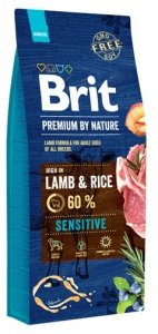 Brit Premium By Nature Sensitive Lamb 15kg