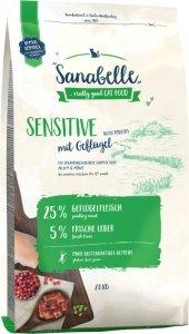 Sanabelle N 44020 Sensitive Drób 2kg