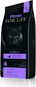 Fitmin Cat 8kg For Life Hairball