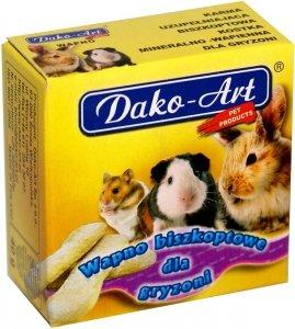 Dako-Art 627 Wapno biszkoptowe dla gryznoni 1szt