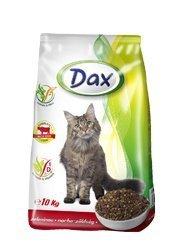 Dax 12440  sucha wołowina warzywa 10kg dla kota