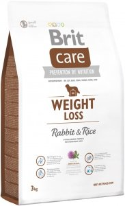 Brit Care N Weight Loss Rabbit&Rice 3kg