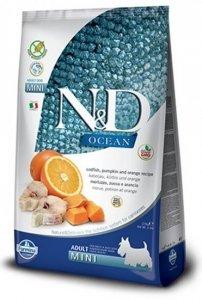ND Dog Ocean 6513 Adult Mini 800g Codfish Orang