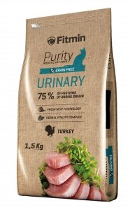 Fitmin Cat 1,5kg Purity Urinary