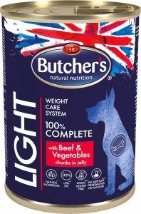 Butchers 0371 Dog Functional Light Wołowina 400g