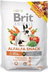 Br. 4916 Animals AlfaAlfa Snack 100g - przysmak