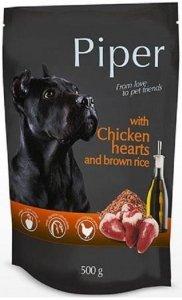 Piper 4034 doypack 500g serca kurczaka i ryż