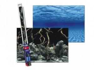 Aqua Nova 9522 Tło L 100x50cm Woda/ Korzenie