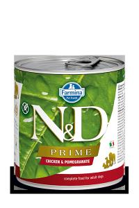 ND Dog 2529 Adult 285g Prime Chicken Pomegranate