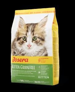 JOSERA 5012 Kitten grain free 400g