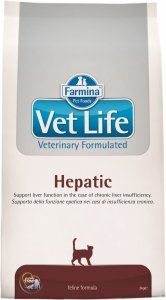 Vet Life Cat 0405 400g Hepatic