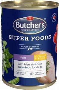 Butchers 5154 Superfood Tripe Kurczak 1200g paszte