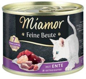 Miamor 74443 Beute Kaczka 185g dla kota