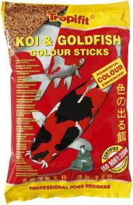 Trop. Pond 40354 Koi&Goldfish Colour stick 1l wor