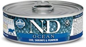 ND Cat Ocean 1997 Adult 80g Cod, Shrimp, Pumpkin
