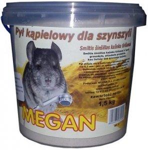 Megan ME32 Pył dla szynszyli 1 litr