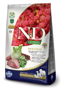 ND Dog NG 5578 Adult Quinoa 2,5kg Digestion Lamb&F