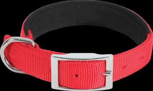 ZOLUX 466727RGE Obroża komfort 45cm/20mm czerwona