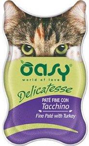 OASY 2221 Delicatesse Pate Indyk 85g