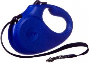 Barry King 17002 Smycz auto S tape 5m niebieska